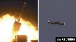 Triều Tiên tiến hành các vụ thử thành công một tên lửa hành trình tầm xa mới.