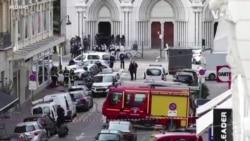 法國當局確認尼斯持刀恐襲案嫌疑人