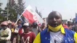Bato batamboli mpo na kosenga bomisami ya Kamerhe (Vidéo Goma)