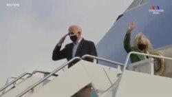 ԱՄՆ-ի նախագահ Ջո Բայդենը մեկնում է Թեքսաս` տեղում զննելու համար ձմեռային փոթորկի հետեւանքները