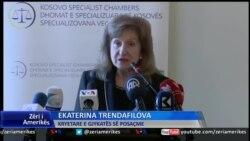 Shefja e Gjykatës së Posaçme viziton Kosovën
