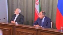 ظریف: لغو تحریمها زمینه توسعه روابط تهران و مسکو را فراهم میکند