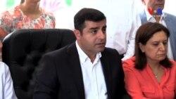 HDP ve Hüda-Par'dan Tepki STK'lardan Protesto