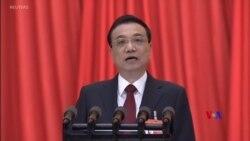 2019-03-05 美國之音視頻新聞: 中國宣佈減稅與增加國防開支以推動經濟