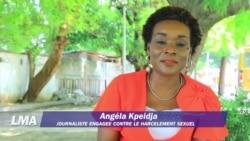 La journaliste béninoise Angéla Kpeidja mène le combat pour les victimes de harcèlement sexuel