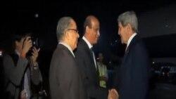 加沙暴力衝突繼續 克里訪中東斡旋停火
