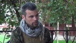 American Joins Syrian Kurdish Militia Force