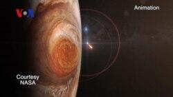 NASA's Juno Orbits Jupiter