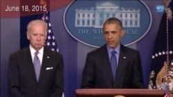 اورلینڈو قتل عام پر اوباما کا بیان