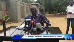 Ambrósio Lukoki defende que José Eduardo dos Santos seja julgado