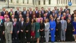 ABD'de 2018 Kadınların Yılı Oldu