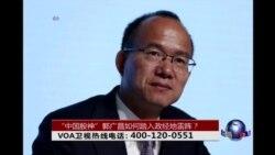 """时事大家谈:""""中国股神""""郭广昌如何踏入政经地雷阵?"""