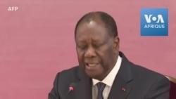 Ouattara salue les 100 milliards de dollars pour l'Afrique au sommet avec la Banque mondiale