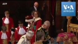 Elizabeth II arrive à Westminster pour la rentrée du parlement britannique