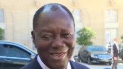 """CAN-2019: Ouattara """"heureux"""" de voir les Eléphants en quarts"""