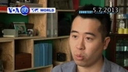 Hồng Kông sản xuất phim ngắn về Edward Snowden (VOA60)