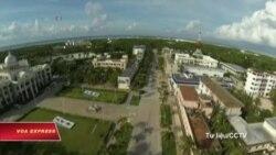 TQ bắt đầu các chuyến bay dân sự thường nhật đến đảo Phú Lâm