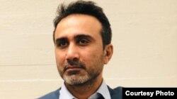 ساجد حسین، رونامهنگار پاکستانی