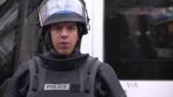 Police Raid Paris Suburb as Manhunt Continues