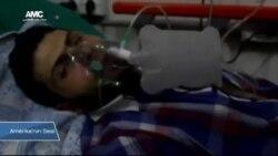 Halep'te Klor Gazı Kullanıldı İddiası