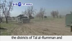 VOA60 World PM - Iraqi forces advance in western Mosul
