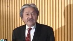 香港財政司司長曾俊華請辭 預計將競選特首