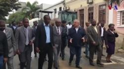 Angola: Obras de recelagem da cidade do namibe não têm custo certo