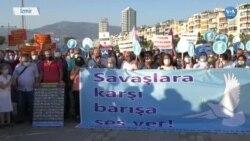 Barış Günü'nde Mültecilerle Dayanışma Mesajı