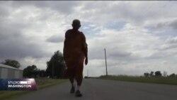 Šetnja za mir duža od 4000 kilometara