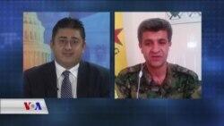 Berdevkê Nû yê YPG'ê Bersîva VOA Dide