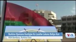 Burkina Faso Djamana Kuntigiw Ka Laseliw Kase Jamana Ma