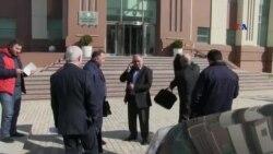 Hakim AzTV sədrinin məhkəməyə gəlməsi barədə vəsatəti təmin edib