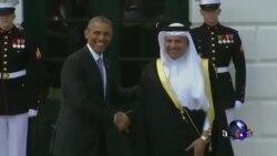 奥巴马总统与海湾六国领导人峰会