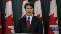 Канада запроваджує тарифи на низку американських товарів загальною сумою понад 16 мільярдів доларів. Відео