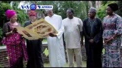 Rais wa Nigeria Muhammadu Buhari awahakikishia ujumbe ulomtembelea mjini London