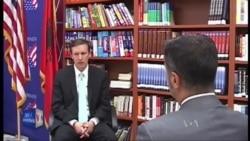 Intervistë me Senatorin Murphy