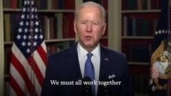 """""""A administração Biden-Harris está empenhada em trabalhar com a União Africana para promover nossa visão comum de um futuro melhor"""""""