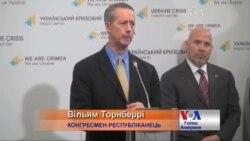Мінськ-2 порушують, а значить ми наближаємось до нових санкцій - конгресмен. Відео
