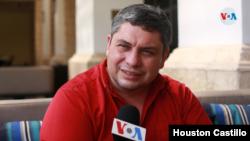 Eliseo Núñez, exdiputado opositor y analista político. [Foto: VOA/Houston Castillo].