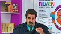 Venezuela-Estados Unidos – Maduro