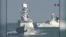 Trung Quốc tập trận gần Đài Loan, Philippines