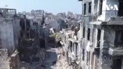 စစ္ဒဏ္ခံေနရဆဲ ဆီးရီးယား