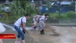Lũ lụt Trung Quốc làm hơn 200 người chết hoặc mất tích
