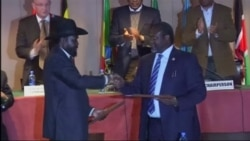 VOA's Shaka Ssali's Thoughts on S. Sudan Peace Deal Part Two