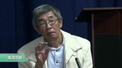 VOA连线: 林荣基:北京利用黑社会干预香港事务