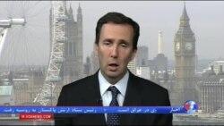 آلن ایر سخنگوی فارسی زبان وزارت خارجه ایالات متحده ۲