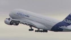 تحویل نخستین فروند هواپیمای ایرباس به ایران