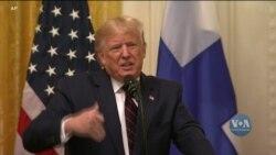 Трамп про Україну: я не люблю давати гроші країні, яка настільки корумпована. Відео