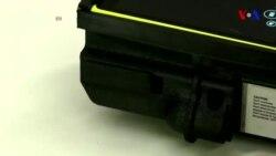 Smartfonlar üçün 3-D çap edilmiş mikroskop