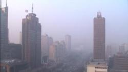 中國出現大面積持續嚴重空氣污染